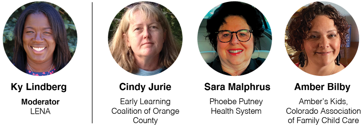 Child care reopening webinar_presenters