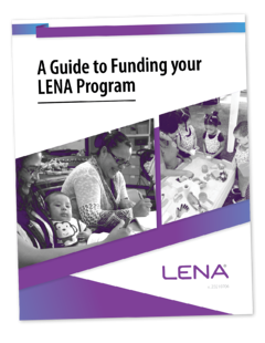 LENA Funding Guide graphic